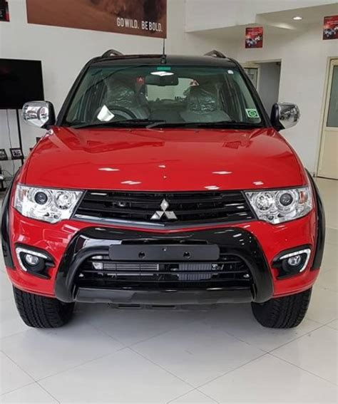 All New Pajero Sport Grill Depan Jsl Front Grille Trim Blacktivo mitsubishi pajero sport select plus launched in india prices start at inr 30 53 lakh ex mumbai