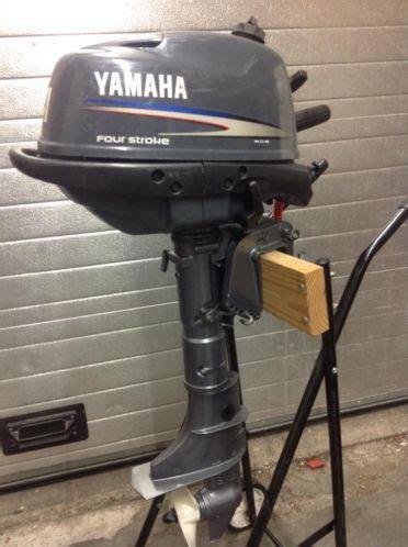 buitenboordmotor yamaha 4 pk yamaha 4 pk 4 takt kortstaart i g st advertentie 431082