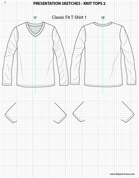 Mens Flat Fashion Sketch Templates My Practical Skills My Practical Skills T Shirt Template Sketch