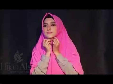 tutorial hijab segi empat jumbo tutorial jilbab segi empat jumbo 02 tutorial hijab