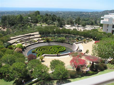 quot noon quot at getty center