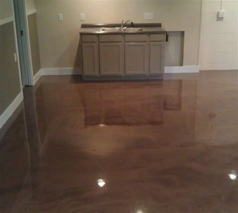what s new in concrete flooring