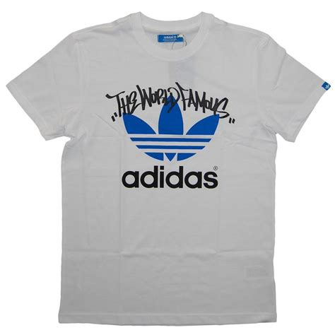 Tshirt Adidas Cloth adidas originals gt tag t shirt white mens t shirts from