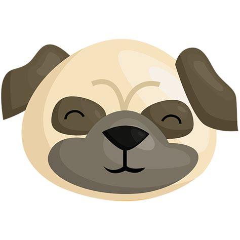 pug emoji pug emoji stickers by salaheddine lahrar