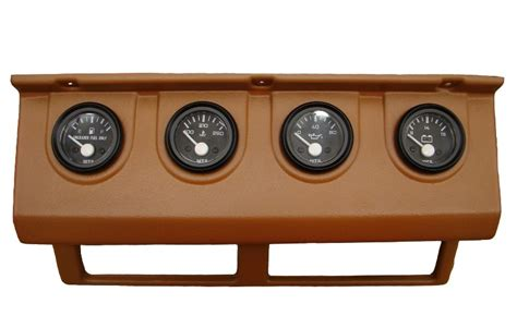 Jeep Yj Gauges Mts Play Dash Panels With Gauges For 1987 95 Jeep
