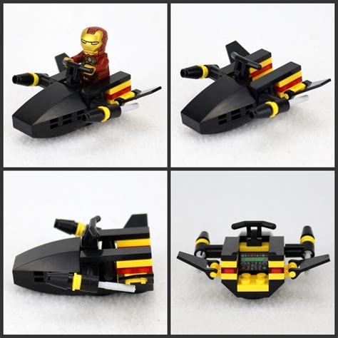 Lego Sy Spider sy marvel heroes superman batman