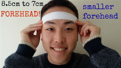 how to make your forehead smaller for men how to make your forehead smaller men forehead reduction