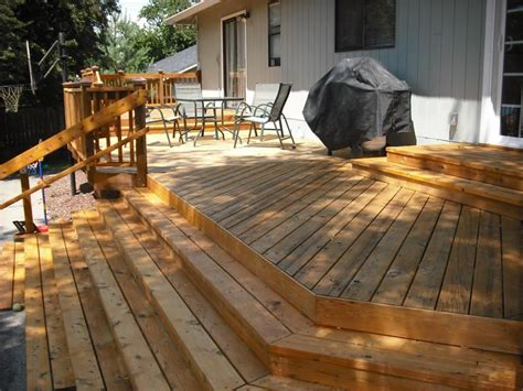 beautiful decks seven simple tips to keep your deck in great shape