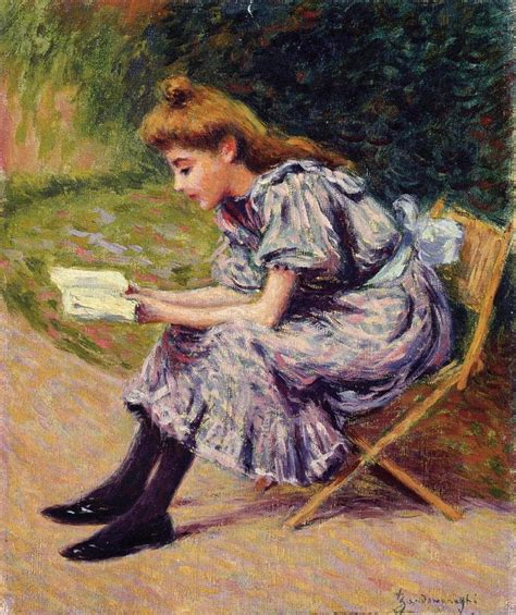 paint reader the reader federico zandomeneghi wikiart org