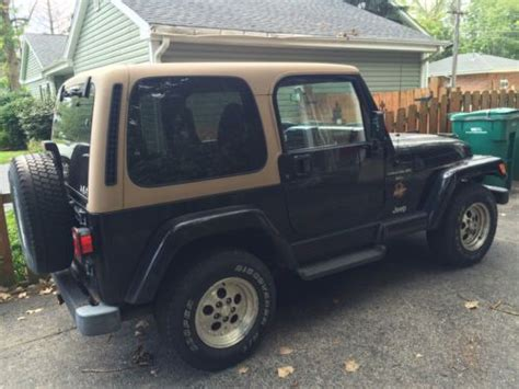 1997 Jeep Parts Buy Used 1997 Jeep Wrangler For Project Or Parts In