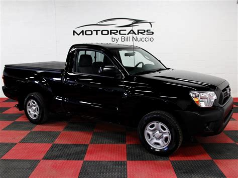 Toyota Tacoma Single Cab 2014 Toyota Tacoma Regular Cab