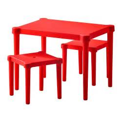 Ikea Childrens Table by Utter Children S Table With 2 Stools Ikea