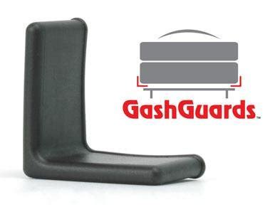 plastic bed frame 1 3 4 gashguards deluxe rubberized plastic bed frame end caps set of 2 queen