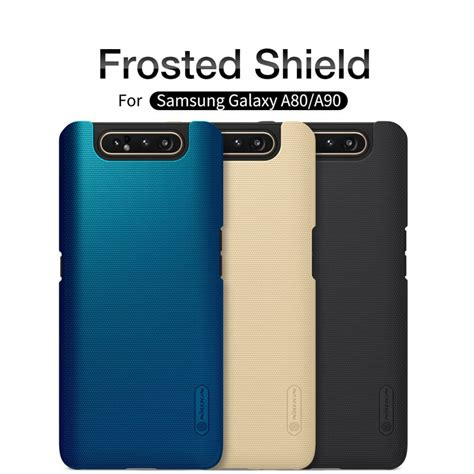 Samsung Galaxy A80 Canada by Nillkin Frosted Shield Matte Cover For Samsung Galaxy A80 A90
