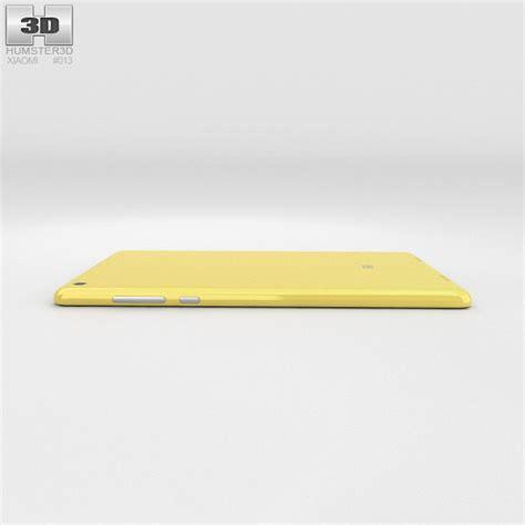 Tablet Xiaomi Mi Pad 7 9 xiaomi mi pad 7 9 inch yellow 3d model hum3d