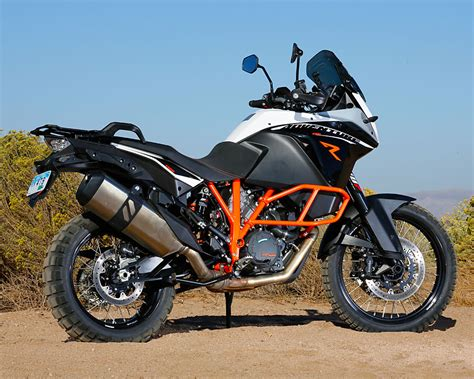 Ktm 1190 Adventure R Review Image Gallery 2014 Ktm 1190 R