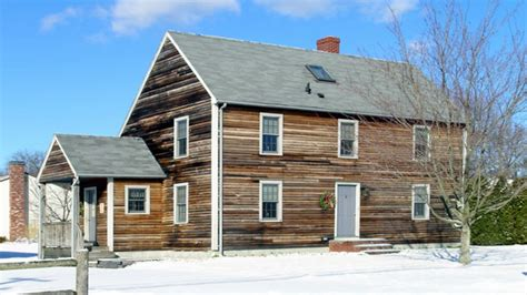 Saltbox Cabin Plans by Saltbox House Plans With Garage Saltbox Style House Plans