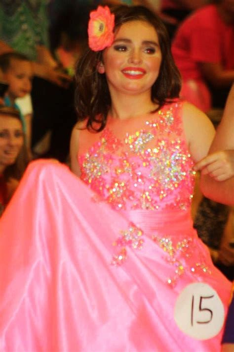 womanless beauty pageant prom dress from an early 2015 pageant held at alexander city middle