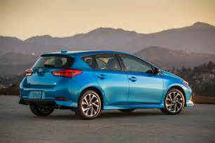 2016 Toyota Scion 2016 Scion Im Reviews And Rating Motor Trend
