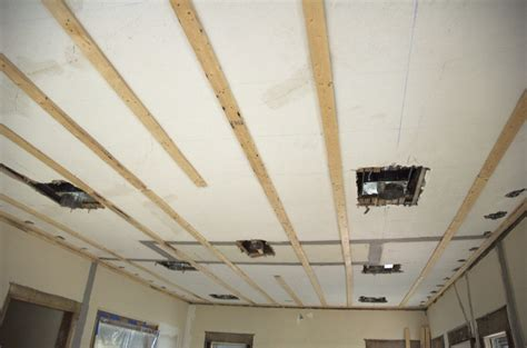 Furring Strips Ceiling by Taylor S 187 This House Part 31 Of 63453 Plaster