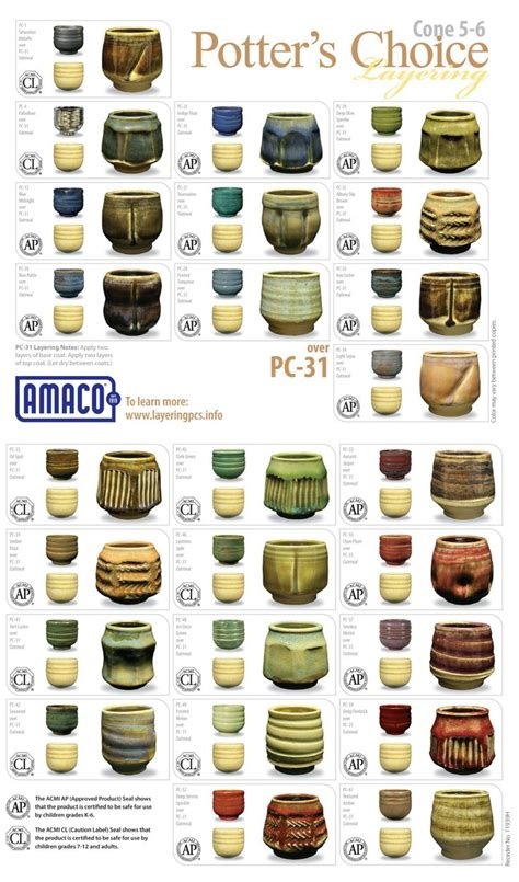 amaco glaze the 25 best amaco glazes ideas on glazing