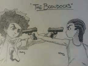 the boondocks manga pinterest drawings and drawing