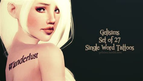 sims 3 tattoos 46 best images about sims 3 tattoos on word