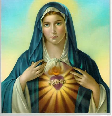 immaculate heart of mary 1000 images about catholic blessings on pinterest last
