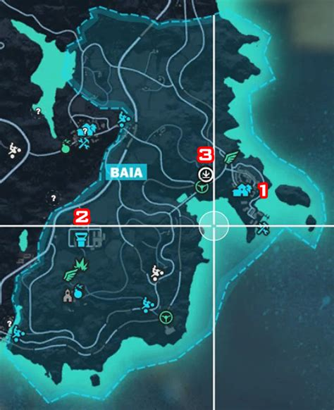 Garage Just Cause 3 Just Cause 2 Map Locations Related Keywords Just Cause 2