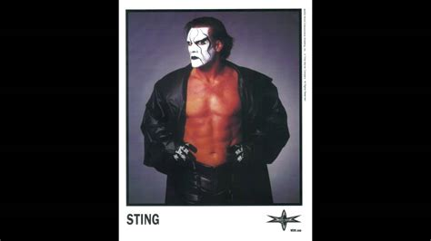 theme song sting wcw sting theme from ready to rumble youtube