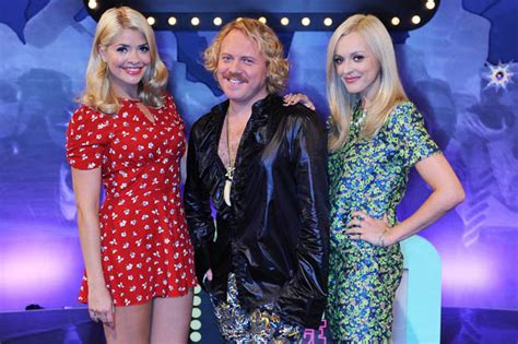 celebrity juice drinking games keith lemon reveals his joy of holly willoughby returning