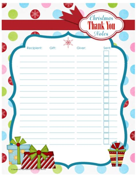 printable christmas thank you paper 7 best images of printable blank christmas note blank