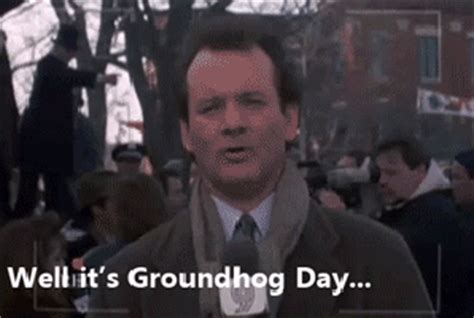 groundhog day alarm clock gif groundhog day gifs find on giphy