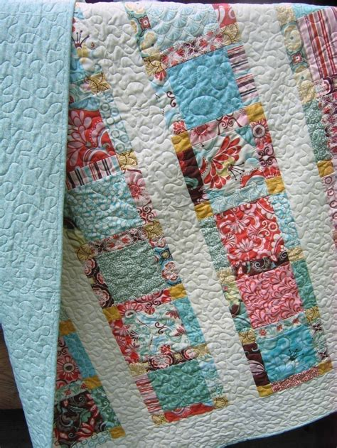 quilt pattern twin size quilt pattern lap or twin coverlet size easy and