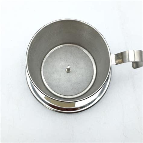 Gelas Coffee gelas filter kopi coffee dripper stainless steel