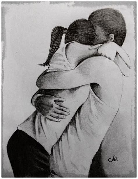 imagenes a lapiz de parejas besandose parejas enamoradas dibujos a lapiz archivos dibujos de