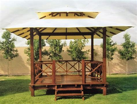 pavillon 2x2m metall pavillon big horn