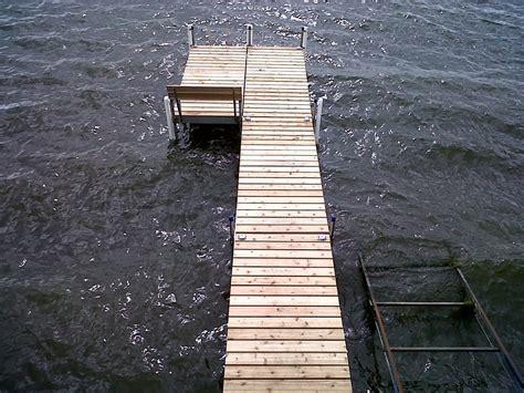 sectional docks solid side sectional docks shoreline solutions docks and
