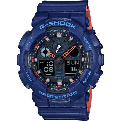 Casio G Shock Ga 203 montre casio g shock ga 100l 2aer montre g shock bleue