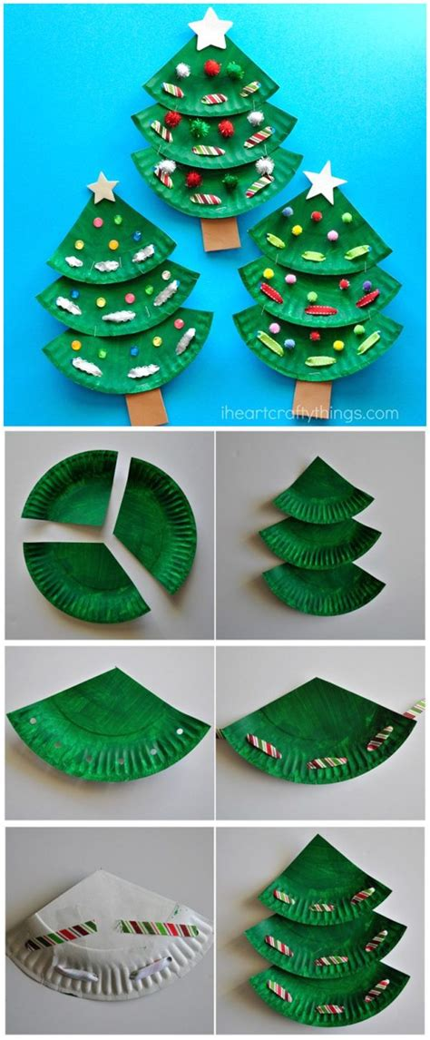 paper plate christmas art best 25 paper plate ideas on paper plate crafts paper plate crafts for
