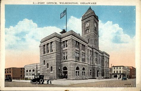 Wilmington Post Office Hours by Post Office Wilmington Delaware