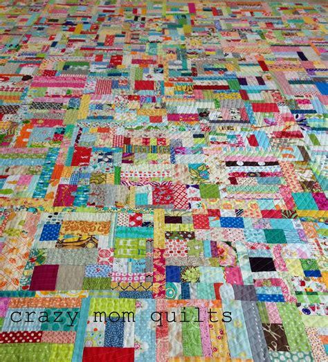 quilt pattern vortex crazy mom quilts scrap vortex