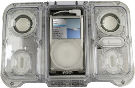 Ces Atlantic Waterproof Ipod by Otter Box Ego