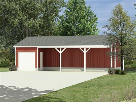 Open Plan Shed