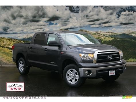 Toyota Tundra Crewmax Limited 4x4 For Sale 2012 Toyota Tundra Crewmax 4x4 In Magnetic Gray Metallic