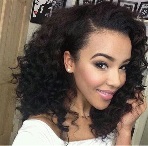 prett hair weave in chicago 1000 ideas about curly weaves on pinterest curly weave