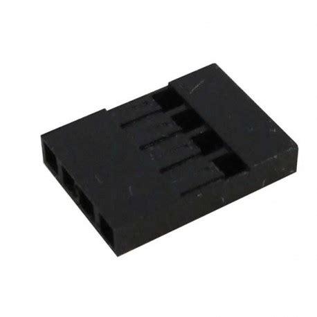 Black Housing 4 Pin Konektor 4p black housing 4p pin digiware store