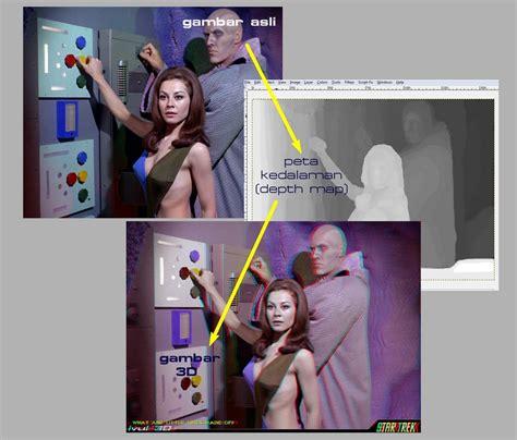 cara membuat gambar 2d jadi 3d citra stereoskop berbagi info dari ke penggemar gambar 3