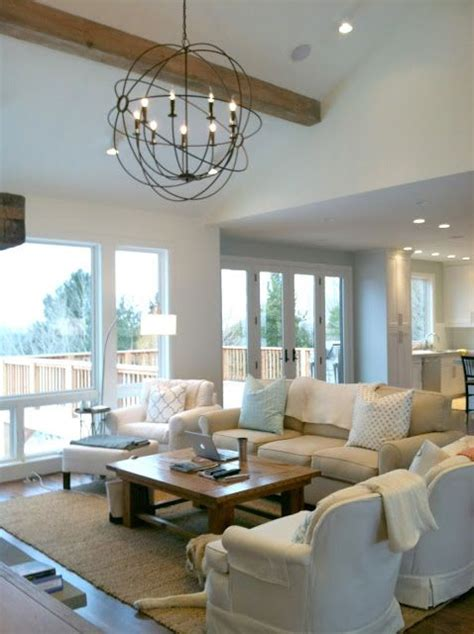 Living Room Light Fixture Diy Cupcake Holders The Chandelier Jackson And Coastal Living Rooms