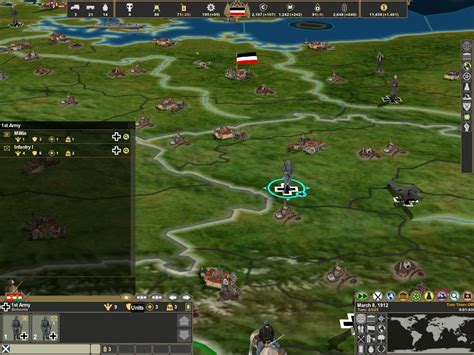 armchair general game making history the great war pc game preview armchair